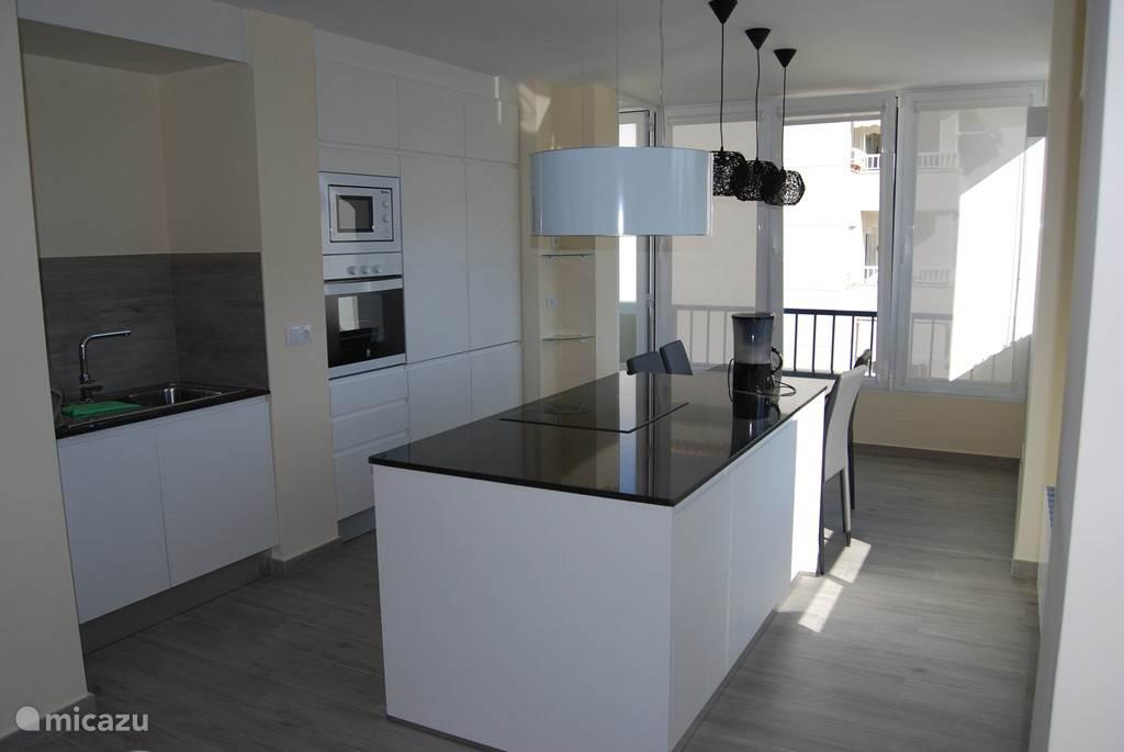Vakantiehuis Spanje, Costa Blanca, Albir Appartement Appartement Alpisol
