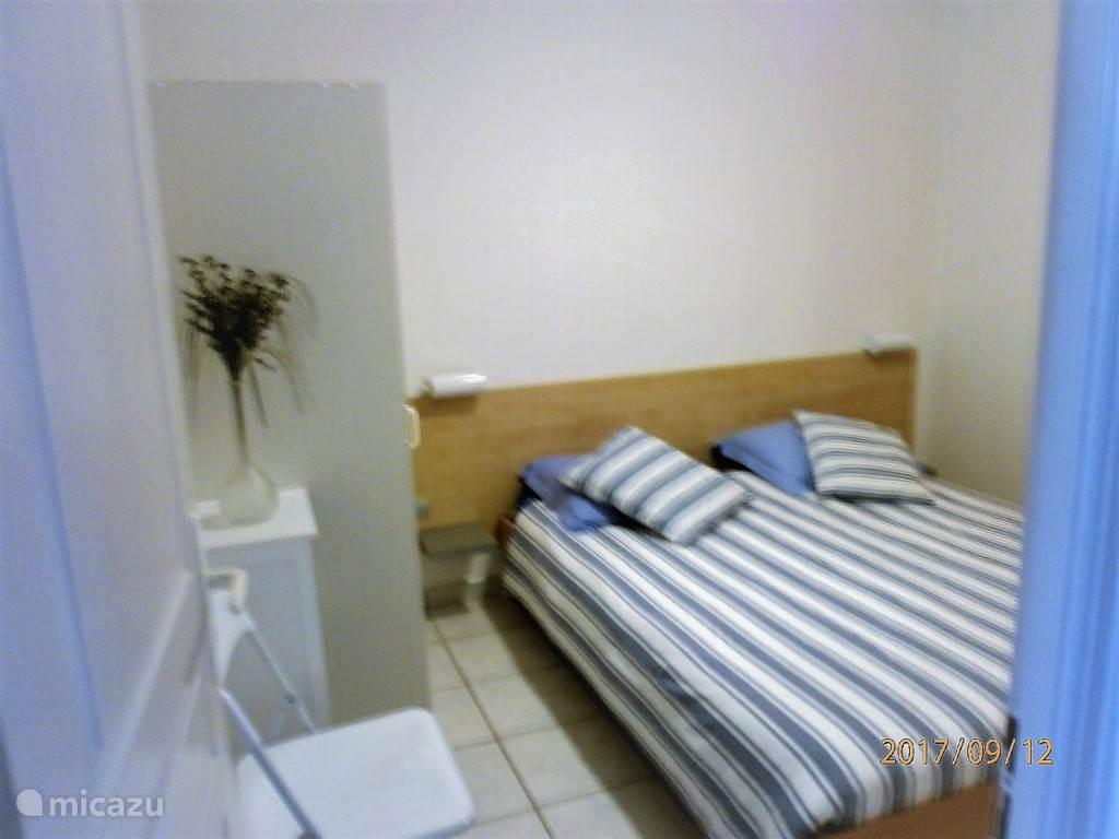 Slaapkamer beneden verdieping