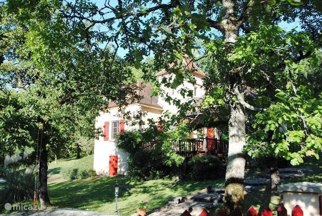 Vacation rental France, Lot, Salviac villa Salvette