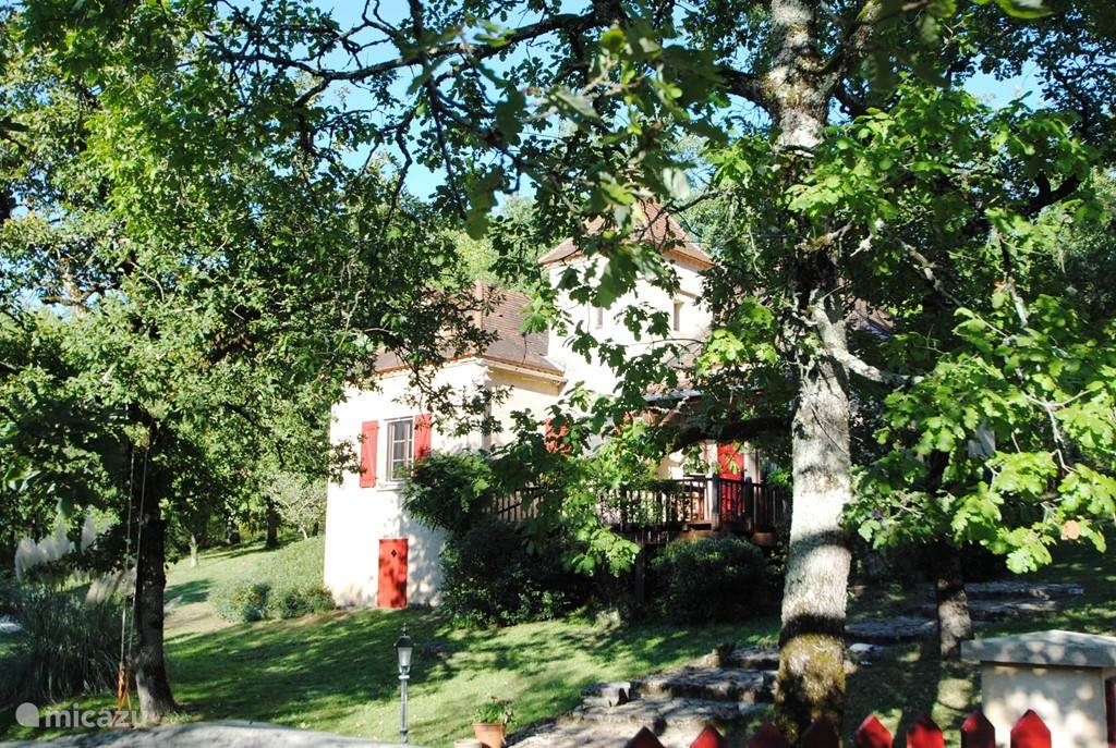 Vacation rental France, Lot, Salviac - villa Salvette