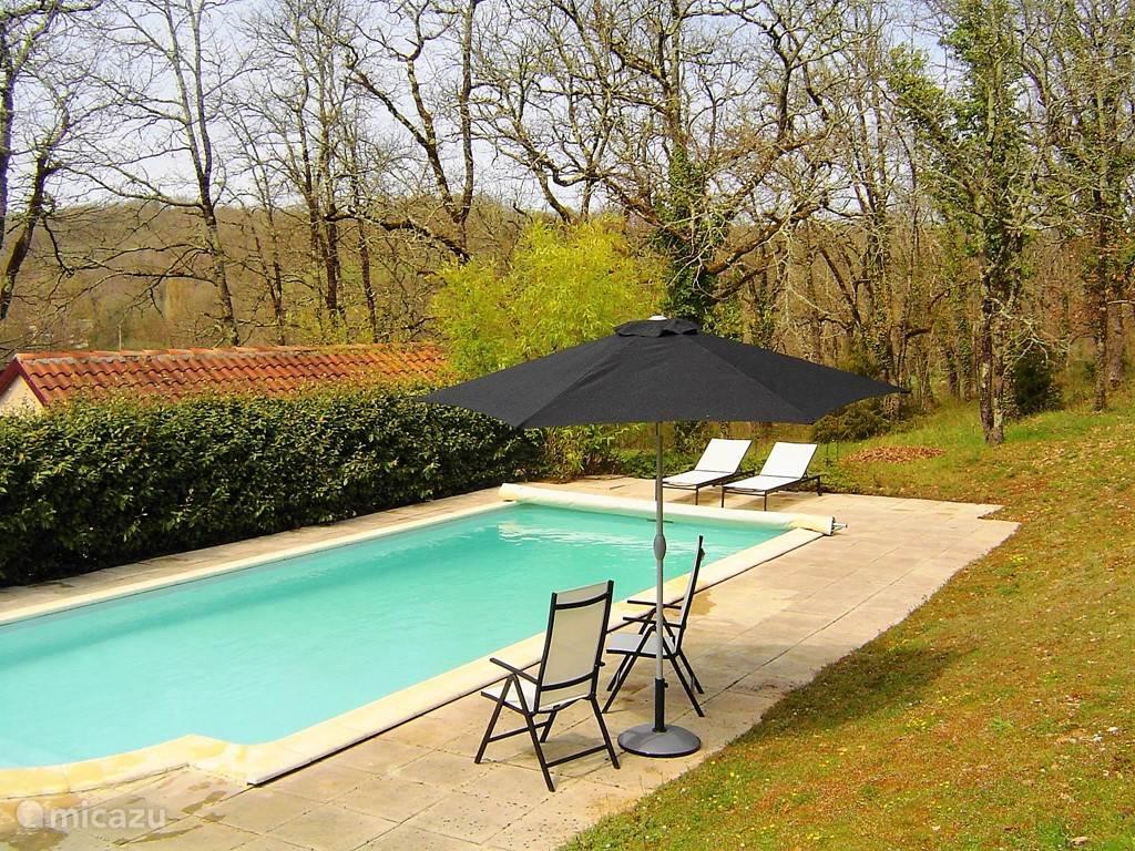 Vakantiehuis Frankrijk, Lot, Salviac Villa Salvette