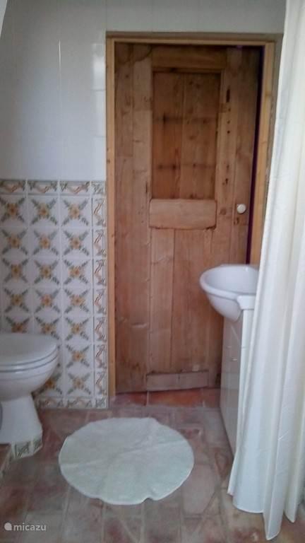 Gelijkvloers badkamer