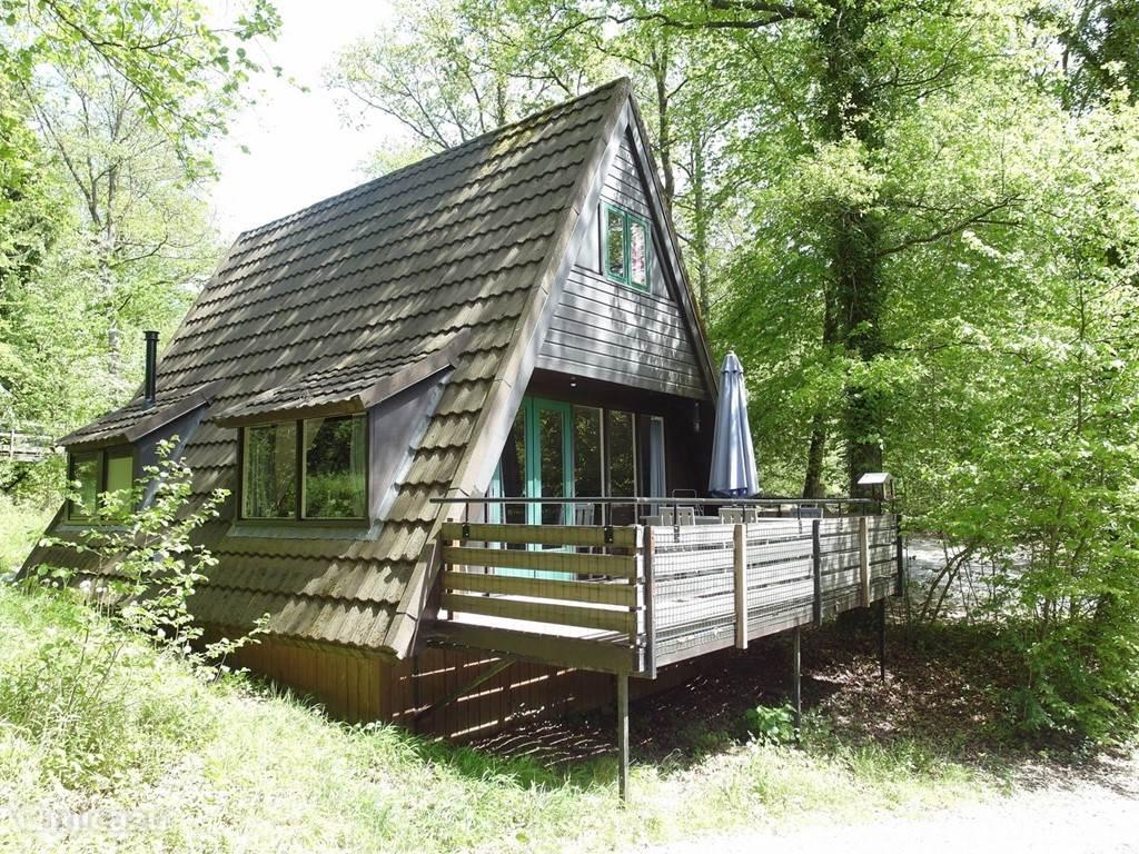 Vakantiehuis België, Ardennen, Durbuy bungalow Chalet Durbuy Bungalow 5VOLW +1 KIND