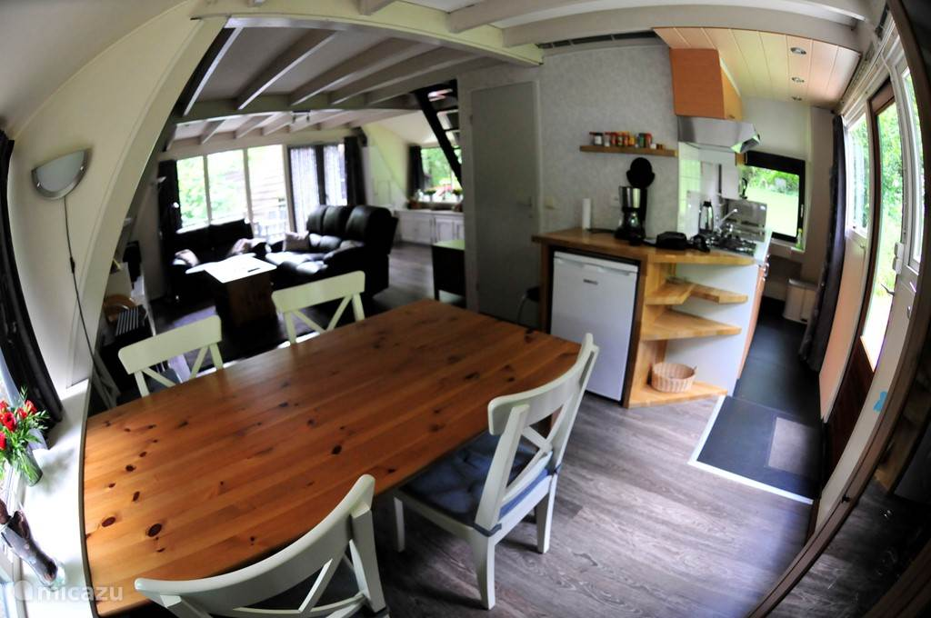 Vacation rental Belgium, Ardennes, Durbuy Bungalow Chalet Durbuy Bungalow 5ad +1 child