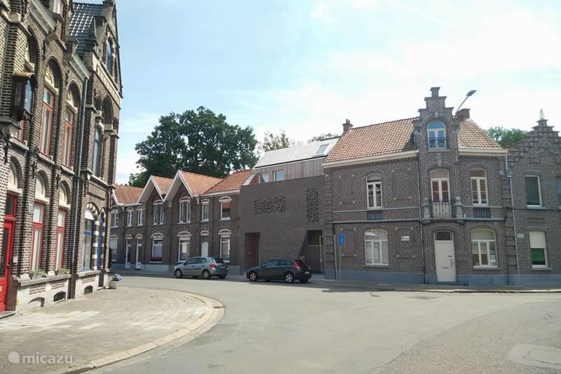 Ferienwohnung Belgien, Oost-Vlaanderen, Oudenaarde Stadthaus Ferienwohnung Liedts