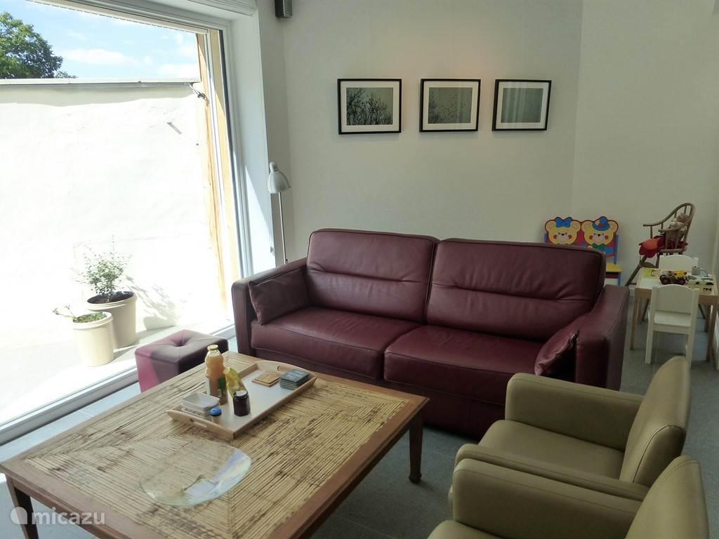 Vacation rental Belgium, Flanders, Oudenaarde Townhouse Holiday apartment Liedts