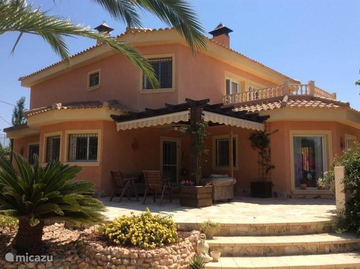 Vacation rental Spain, Costa Blanca, Hondón de las Nieves villa Jaime