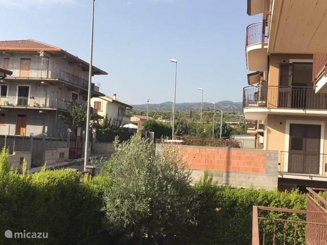 Vakantiehuis Italië, Sicilië, Santa Maria di Licodia Appartement Appartamento Licodia