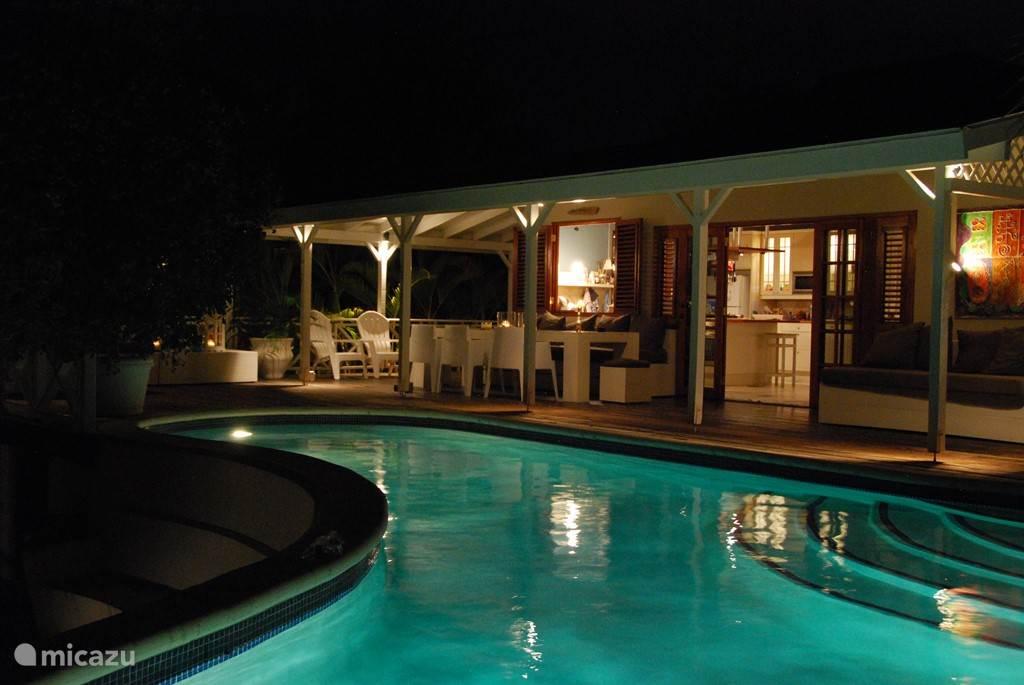 Vakantiehuis Curaçao, Curacao-Midden, Piscadera Bungalow Piscadera Bay Resort 82