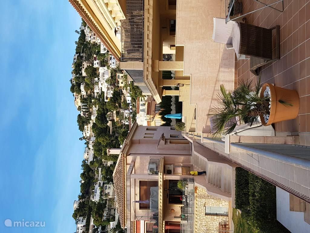 Vakantiehuis Spanje, Costa Blanca, Moraira appartement Jardin de Montemar Benissa/Moraira