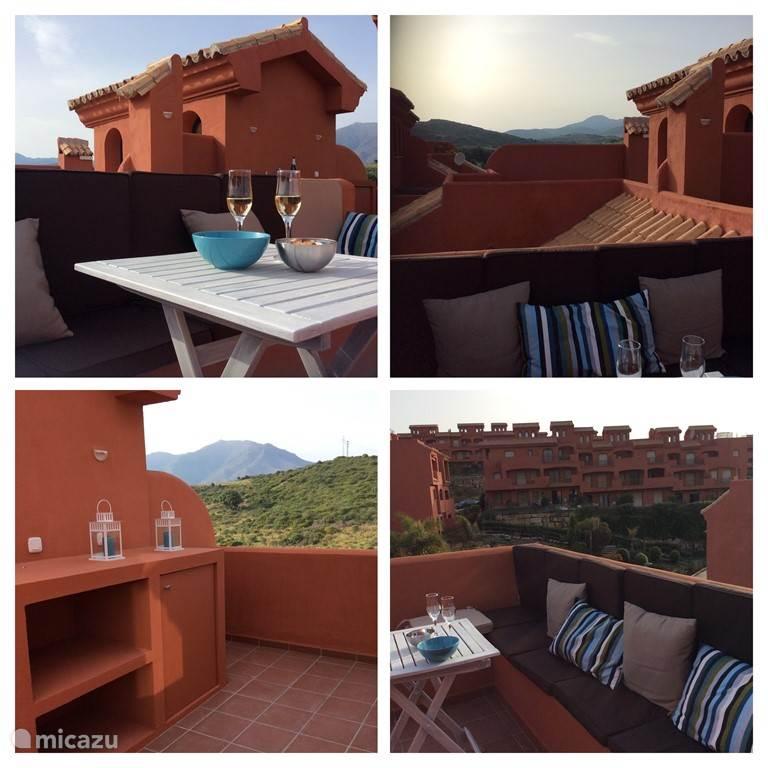 Vakantiehuis Spanje, Costa del Sol, Estepona Penthouse MicasaTuCasaEstepona