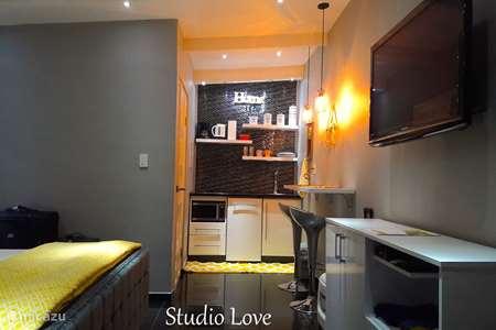 Vacation rental Curaçao, Curacao-Middle, Abrahamsz studio KDF Apartments - Studio Love