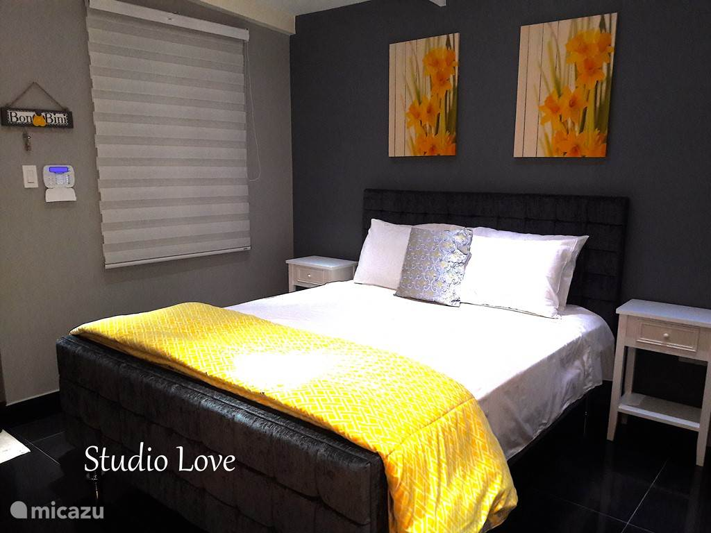 Vacation rental Curaçao, Curacao-Middle, Abrahamsz Studio KDF Apartments - Studio Love