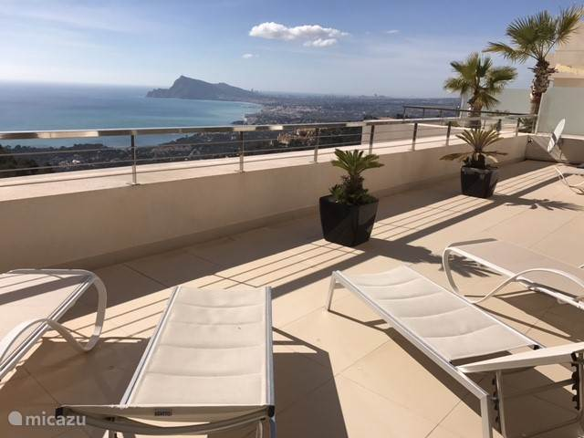 Vakantiehuis Spanje, Costa Blanca, Altea Hills appartement Modern appartement in Altea Hills
