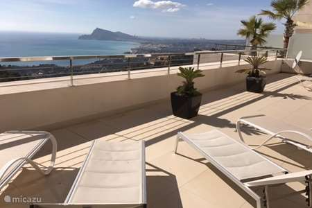 Vacation rental Spain, Costa Blanca, Altea Hills apartment Modern apartment in Altea Hills