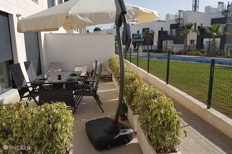 Vakantiehuis Spanje, Costa Blanca, Punta Prima Appartement Casa Ticlobene