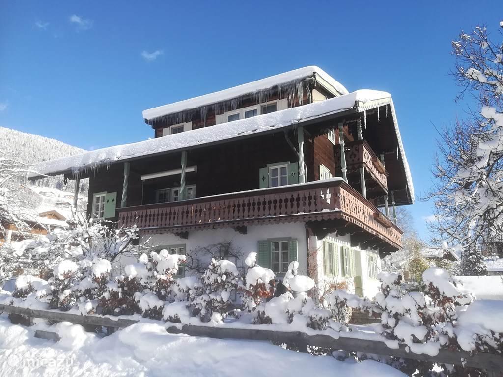 Vacation rental Austria, Salzburgerland, Bramberg Am Wildkogel Apartment Villa Zeppelin App Mountain Crystals
