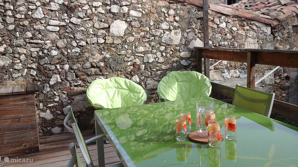 Vakantiehuis Frankrijk, Languedoc-Roussillon, Aniane Appartement Pierres Vieilles