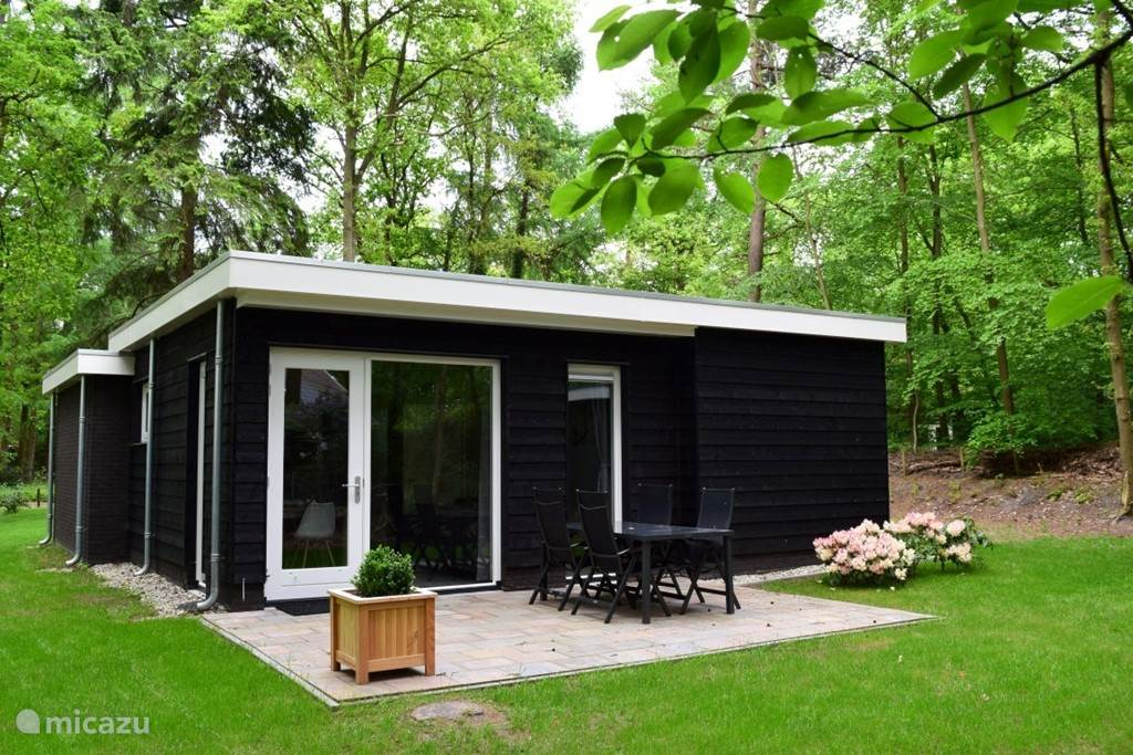 Vakantiehuis Nederland, Drenthe, Doldersum - bungalow De Schaduwstaart