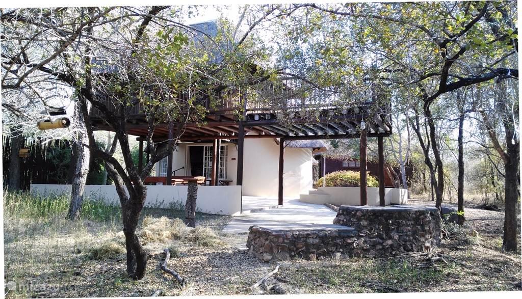 Vakantiehuis Zuid-Afrika, Mpumalanga, Marloth Park Villa Treetops Holiday home