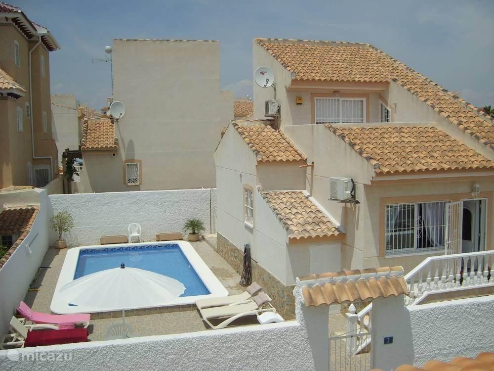 Vakantiehuis Spanje, Costa Blanca, Rojales - villa Casa Eilers