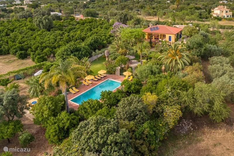 Vakantiehuis Portugal, Algarve, Moncarapacho Villa Quinta Amarela