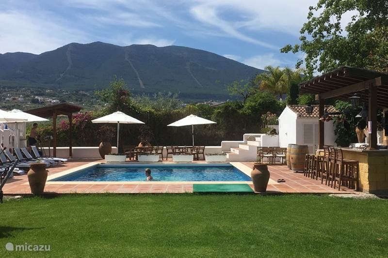 Vakantiehuis Spanje, Andalusië, Alhaurín el Grande Appartement Casita