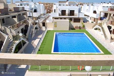 Vacation rental Spain, Costa Blanca, Orihuela Costa  penthouse Morren