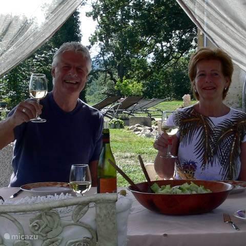 Sylvia & Bernard de Kock