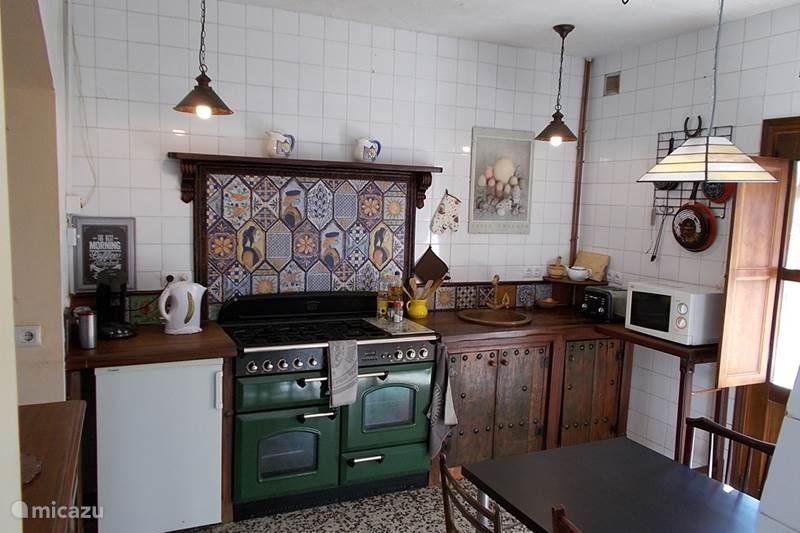 Vakantiehuis Spanje, Extremadura, Alcuéscar Boerderij Finca El Chorrillo Cottage
