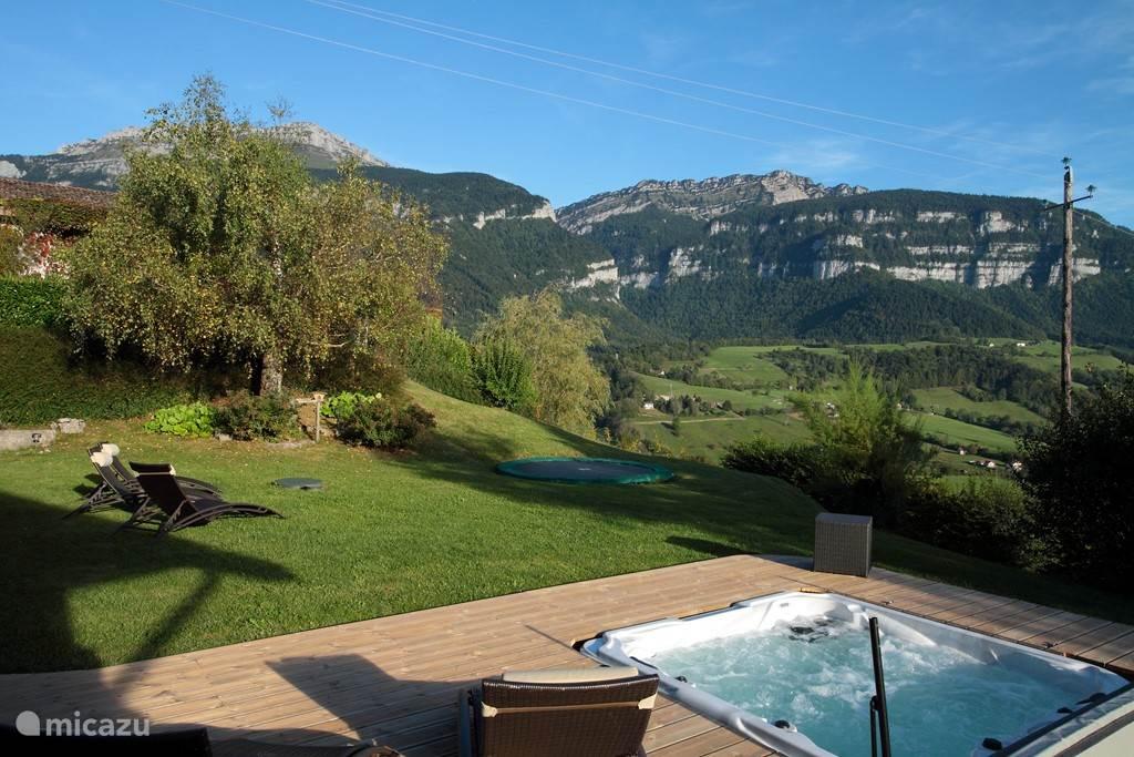 Vakantiehuis Frankrijk, Isère, Pommiers-la-Placette Villa Chartreuse Panorama