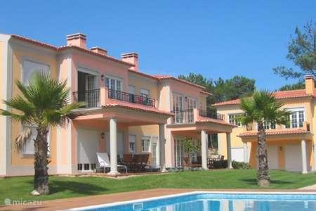 Vakantiehuis Portugal, Costa de Prata, Obidos - appartement Luxe Apartement in Praia d'El Rey