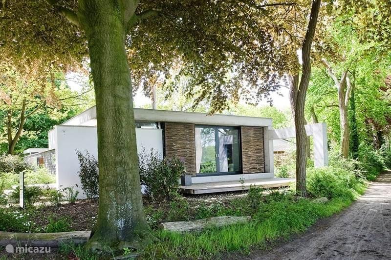 Vakantiehuis Nederland, Noord-Brabant, Oosterhout Vakantiehuis Betonnen Boshuis