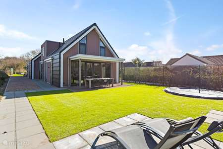 Vacation rental Netherlands, South Holland, Ouddorp villa Villa Mastlo Ouddorp 8 + 1 A