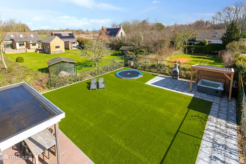 Vakantiehuis Nederland, Zuid-Holland, Ouddorp Villa Villa Mastlo Ouddorp 8+1 B