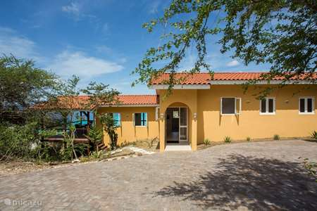Vacation rental Curaçao, Banda Abou (West), Cas Abou - bungalow Cas Abou bungalow with bay