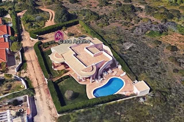 Ferienwohnung Portugal – villa Casa Agatha 14650 / AL
