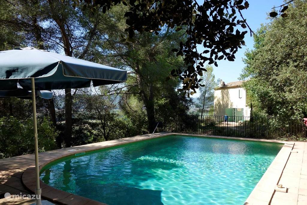 Vacation rental France, Provence – villa Villa Bout de Messeguières
