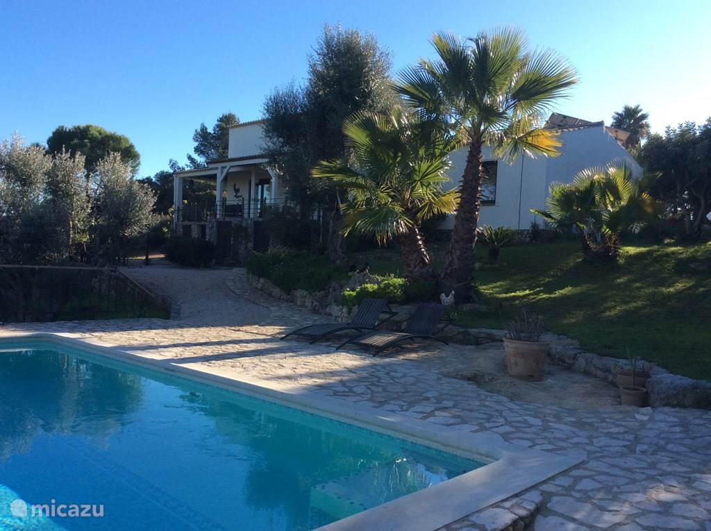 Ferienwohnung Portugal, Algarve, Carvoeiro villa Casa Zambujeiro