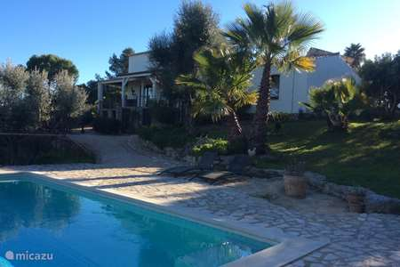 Vakantiehuis Portugal, Algarve, Carvoeiro villa Casa Zambujeiro