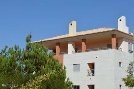 Vakantiehuis Portugal, Algarve, Albufeira - appartement Penthouse Parque da Corcovada
