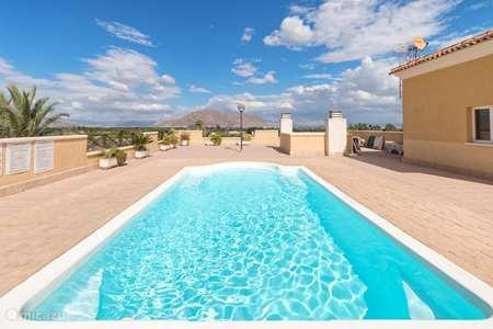 Vakantiehuis Spanje, Costa Blanca, Jacarilla appartement La Casa Amarilla