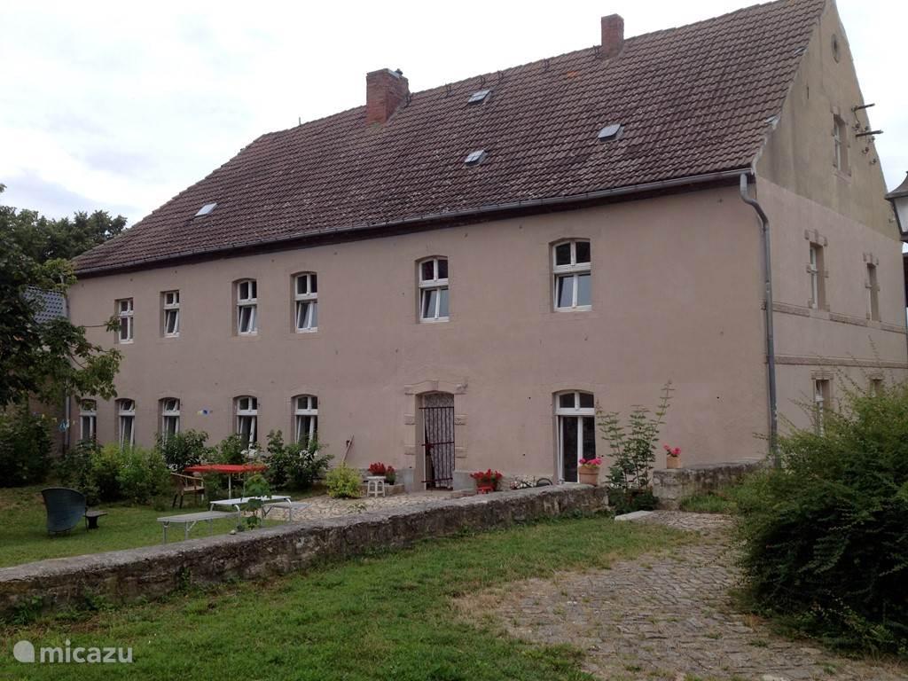 Vakantiehuis Duitsland, Harz, Kroppenstedt Landhuis / Kasteel Harz Haus