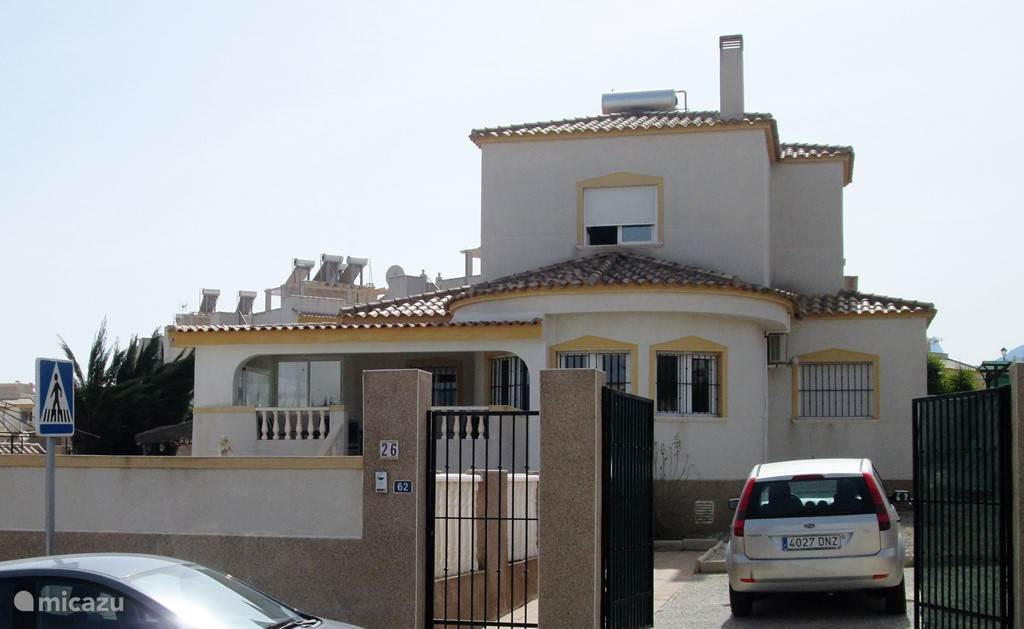 Het huis met 4 slaapkamers, 3 badkamers