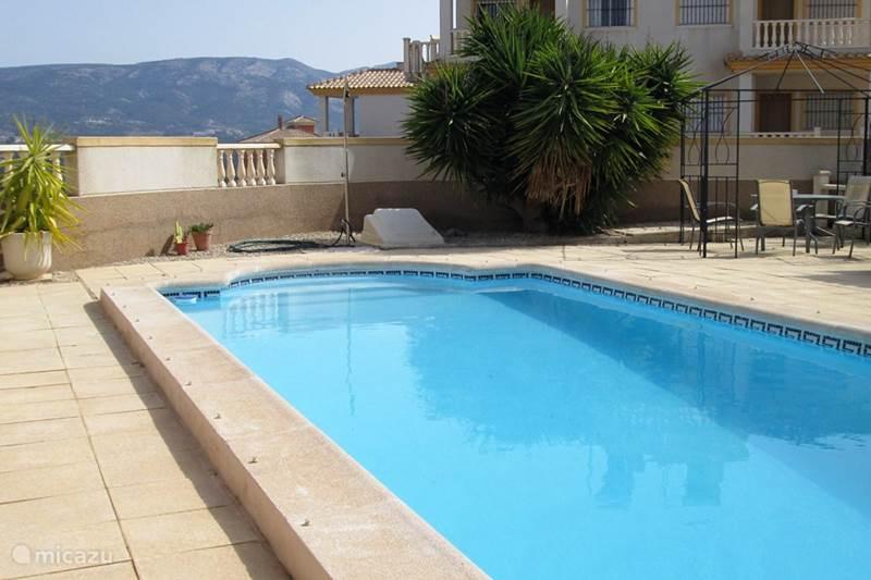 Vakantiehuis Spanje, Costa Blanca, Castalla Villa Casa Castalla