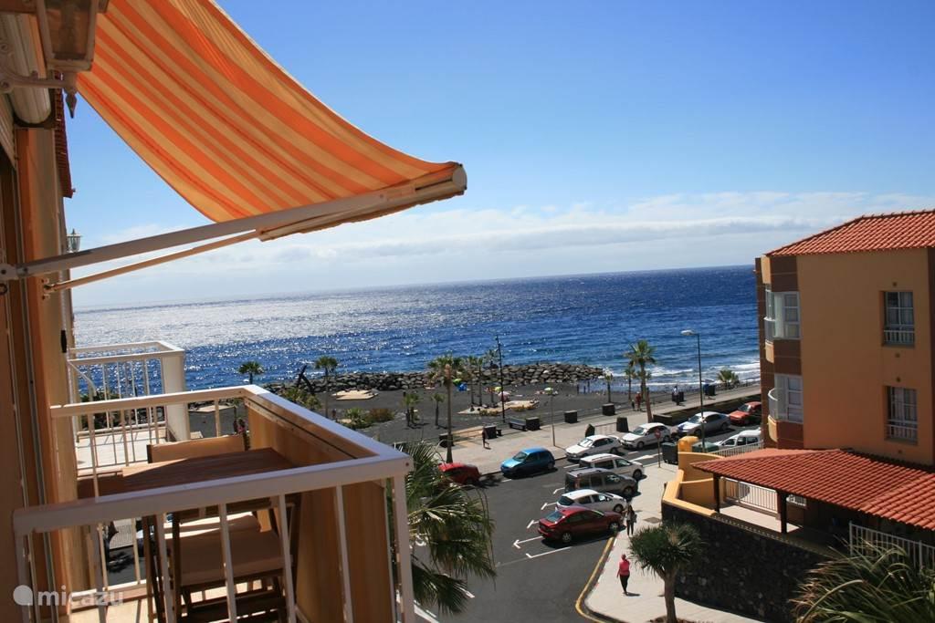 Vakantiehuis Spanje, Tenerife, Candelaria – appartement Luxe appartement aan zee