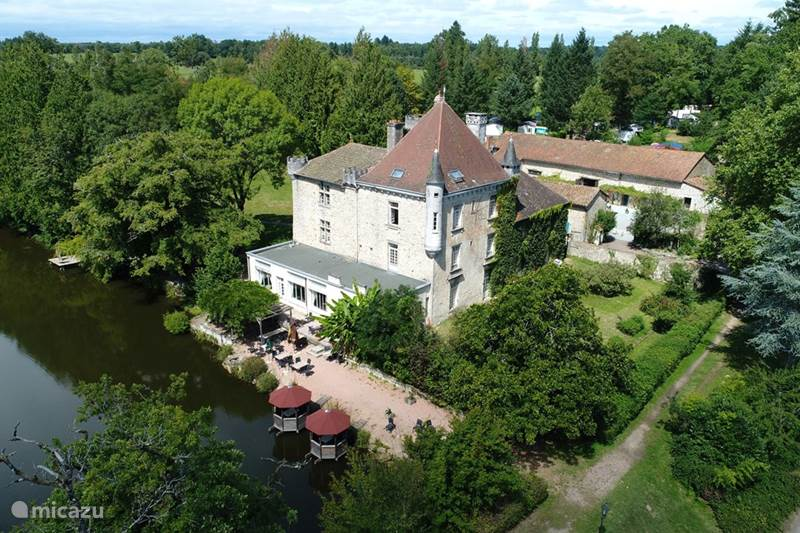 Vakantiehuis Frankrijk, Dordogne, Champs-Romain Stacaravan Holidayverdoyer