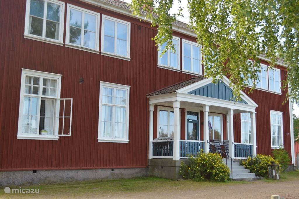 Vakantiehuis Zweden, Värmland, Ransäter Appartement Vakantiehuis 8-persoons Värmland Zwe