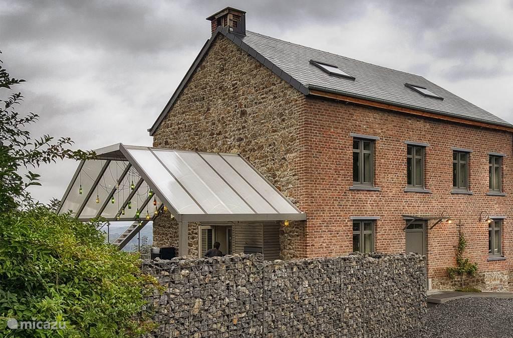 Vakantiehuis België, Ardennen, Durbuy vakantiehuis Le Manoir de Heyd