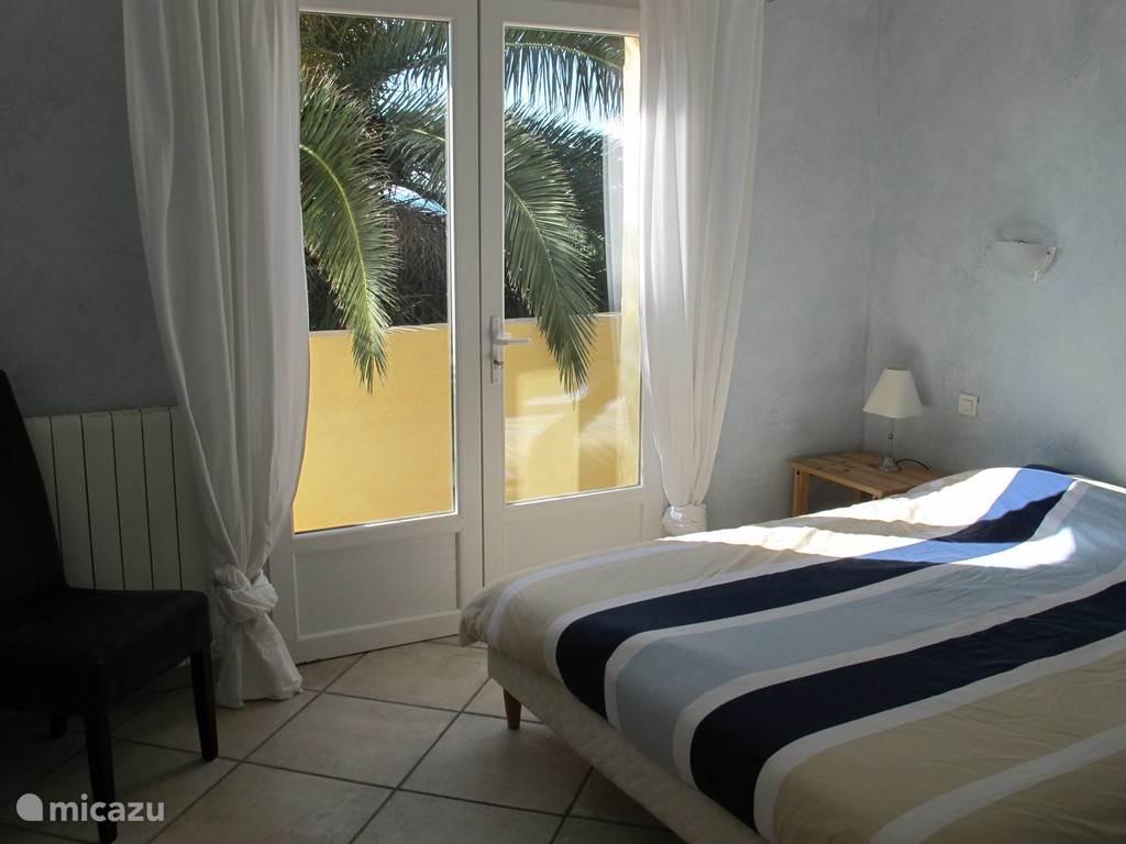 Slaapkamer 2 met zeezicht